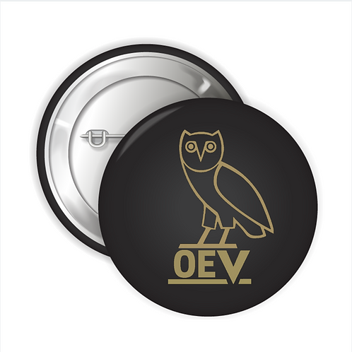 OEV Owl Button
