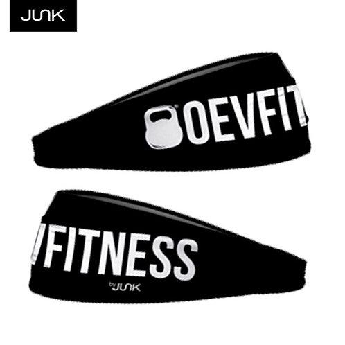 Junk Headband - Black - Pre Order Item