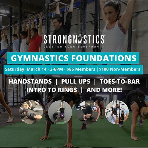 Strongnastics - Gymnastics Fundamentals