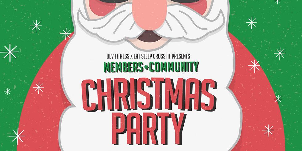 OEVFITNESS Christmas Party!