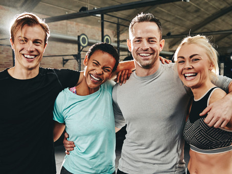 7 Benefits Of Training With A Friend