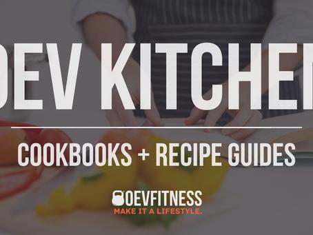 OEV Cookbooks