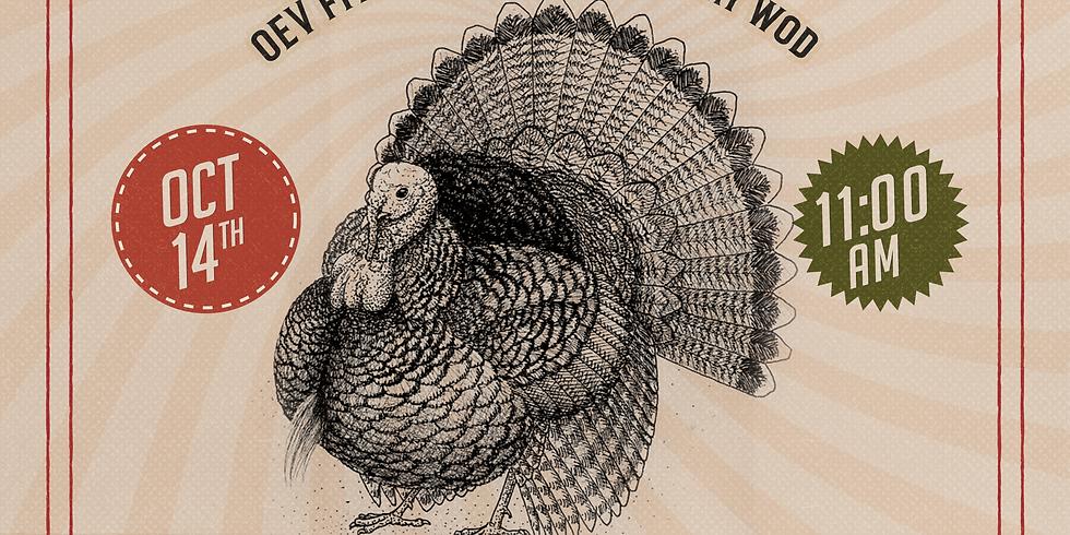 Thanksgiving Day Wod