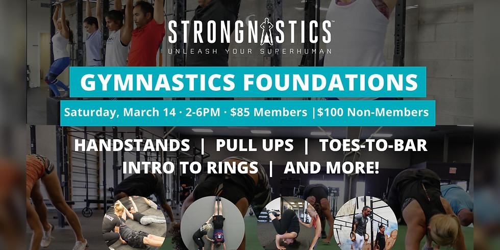 Strongnastics - Gymnastics Foundations