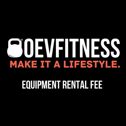 OEVFITNESS Equipment Rental Fee