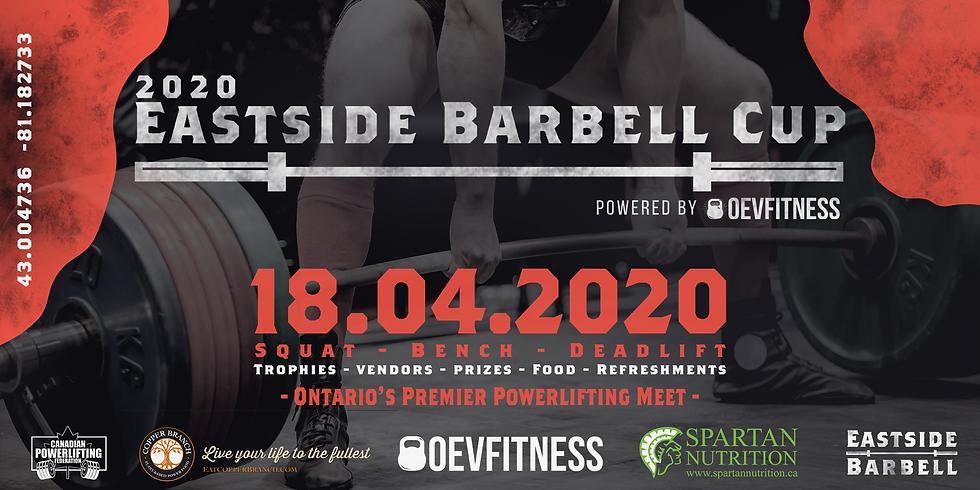 2020 Eastside Barbell Cup