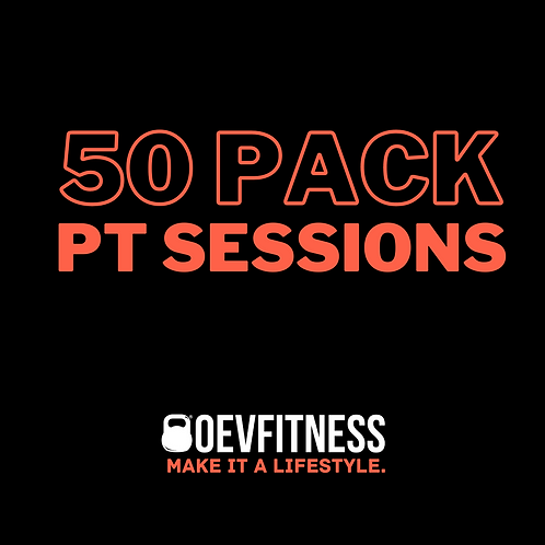 50 P/T Sessions