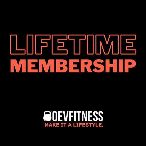 Lifetime OEV Fitness Limited Membership