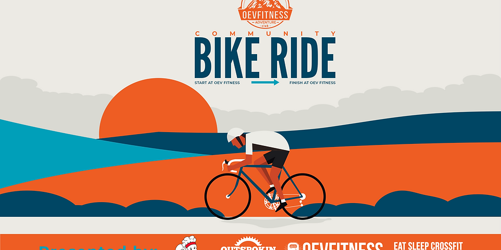 OEV Community Bike Ride