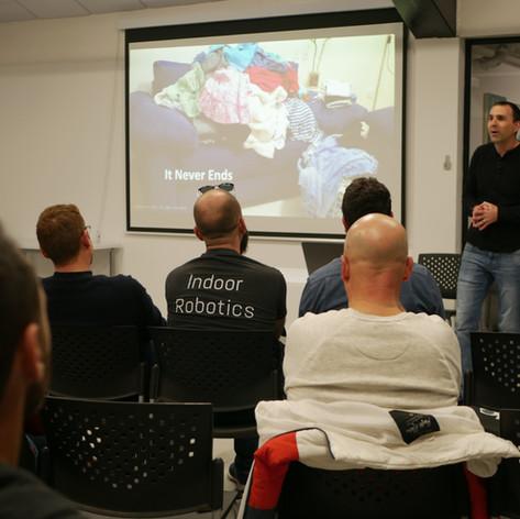 Israel Robotics - CoFounder Club