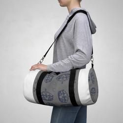 greatest-grey-duffel-bag
