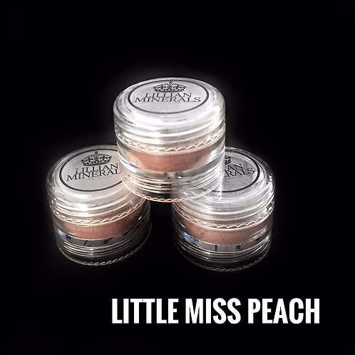 Little Miss Peach