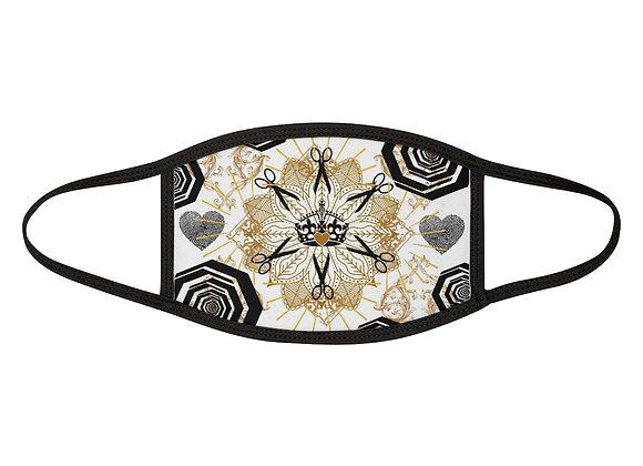 Mandala Scissor Face Mask
