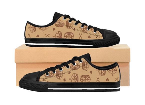 """Royal Tan"" Women's Sneakers"