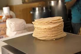 A partir de diciembre el precio de las tortillas aumentará