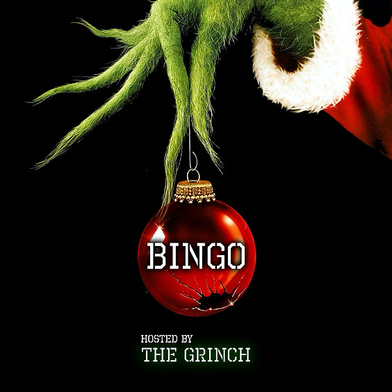 BINGO with The Grinch