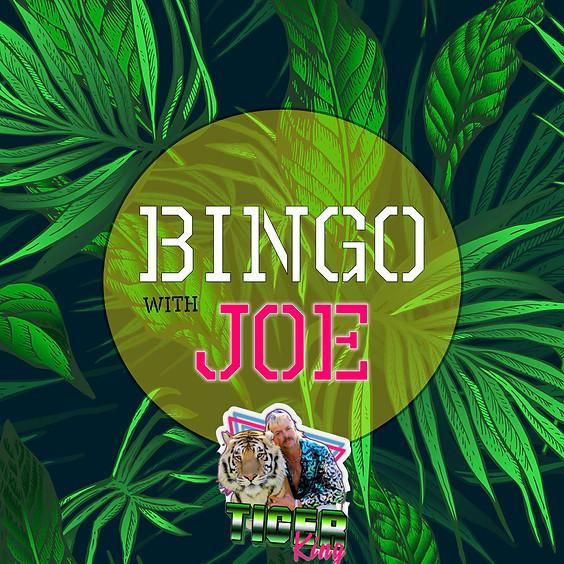 BINGO with JOE EXOTIC