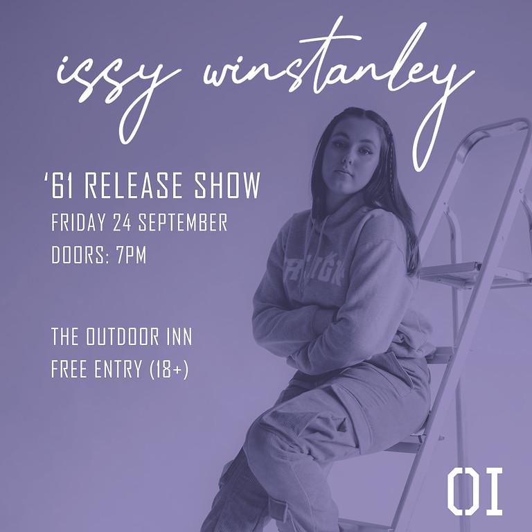 Issy Winstanley - '61 Release Show