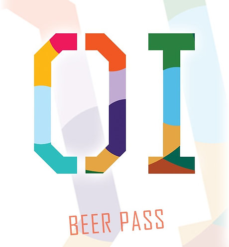 Beer Pass: Gift Voucher