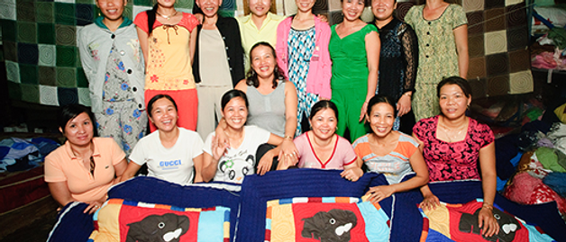 Mekong Plus – Developing disadvantaged rural communities