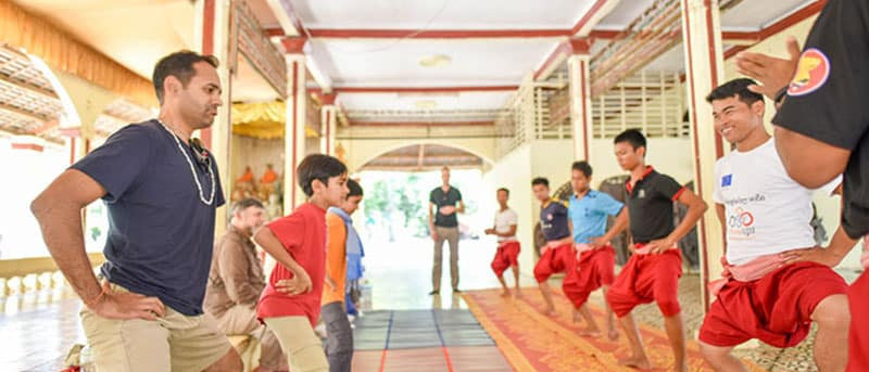 Cambodian Living Arts – Promoting creativity and innovation in the arts