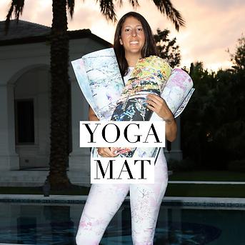 yoga mat Fiona Life