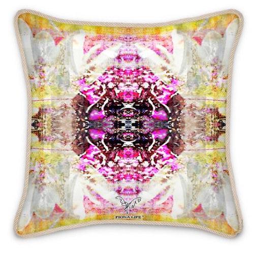 Angel Light Silk Cushion