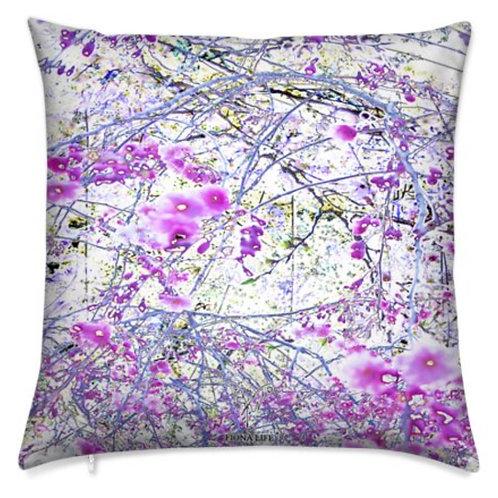 Sakura Heaven Outdoor Pillow