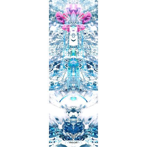 """Yoga Mat """"Cleanse & Flow"""""""