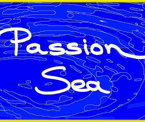 Passion Sea Flag