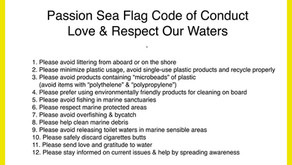 Code of conduct & respect at sea