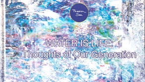 Water is Life: Thoughts of Our Generation, book launch and awareness