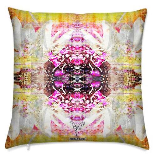 Angel Light Outdoor Pillow