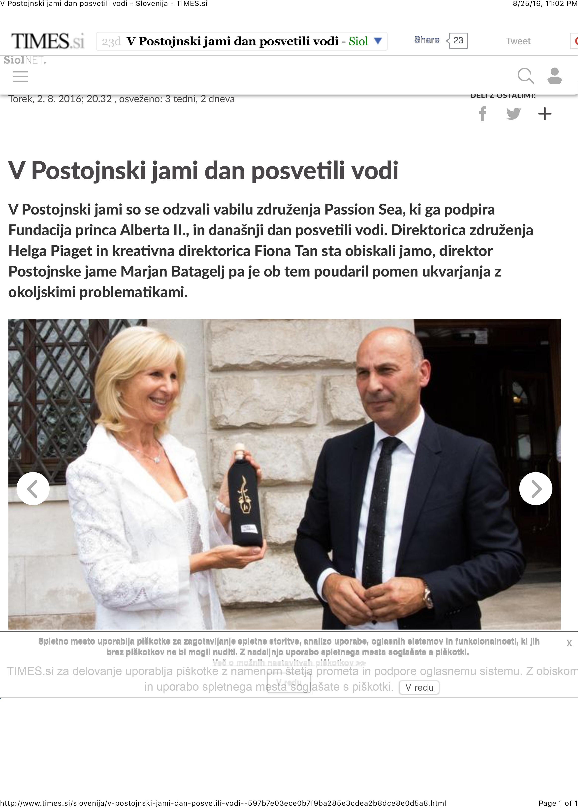 Times Slovenia