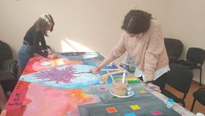 Children World Water Flag creation