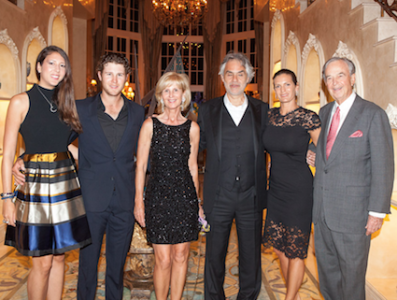 Passion Sea Gala dinner in Palm Beach