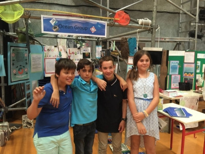 Water Project at Nice International School