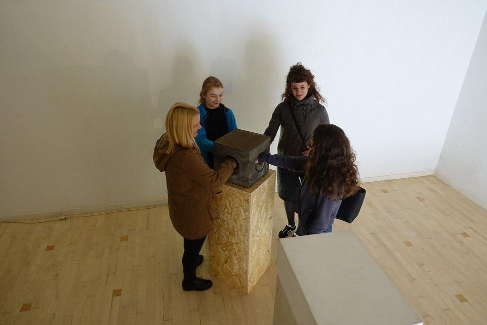 Skulptura za komunikaciju 4- Sculpture f