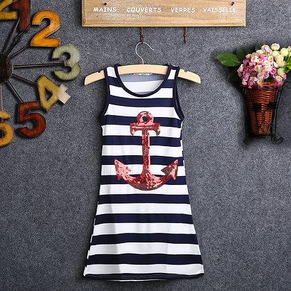 Anchor Away Dress