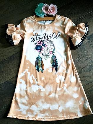 Stay Wild Dress
