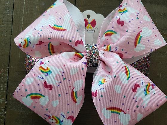 Unicorns Rainbows And More Bow