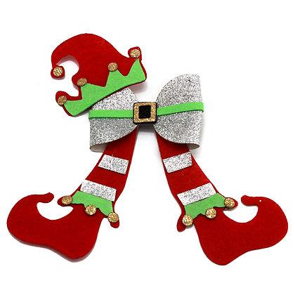 Elf Cheer Bow