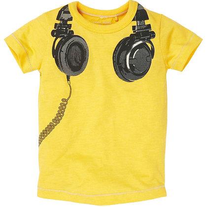 Unisex Headphones Tee