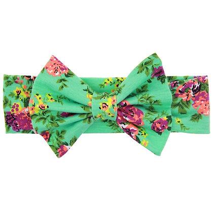 Green Floral HB