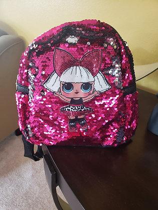 Lol Surprise Mini Backpack