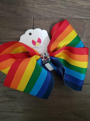 Love Rainbow Bow