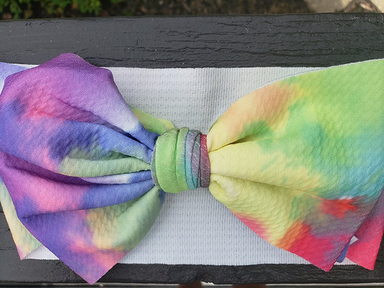 Tie Dye Wrap
