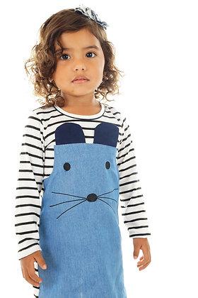 Stripe Mouse Dress