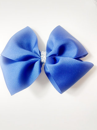My Royal Blue Bow
