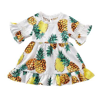 Pineapple Tunic Dress